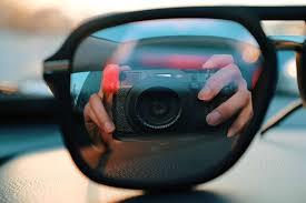 Sunglasses photography tricks